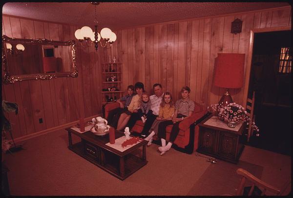 Interieur in de jaren 70 | TrosKompas